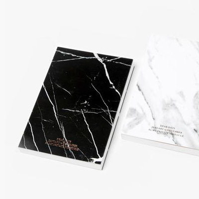 Marble deco book